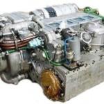 Танковый двигатель 5ТДФ.