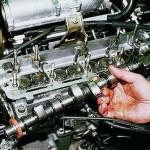 Как влияет конструкция распредвала на работу двигателя?
