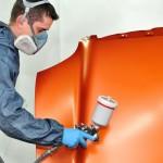 Выбор краски для частичного или полного ремонта ЛКП.