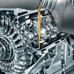 Обслуживание КПП и замена трансмиссионного масла.