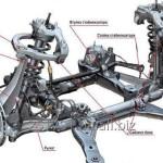 Возможные неисправности ходовой части автомобиля